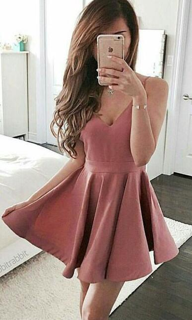 Stain homecoming dress,Cheap Homecoming Dress,cute homecoming dresses,short homecoming dress for teens ,short Prom Dress