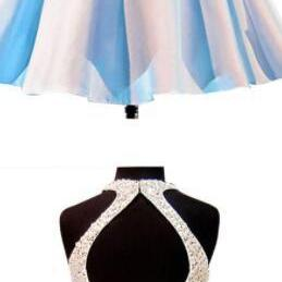 Sexy Beading Homecoming Dress,cute Stain homecoming dresses,short Prom dress for teens ,fashion sweet 16 gowns,Short Party Dress